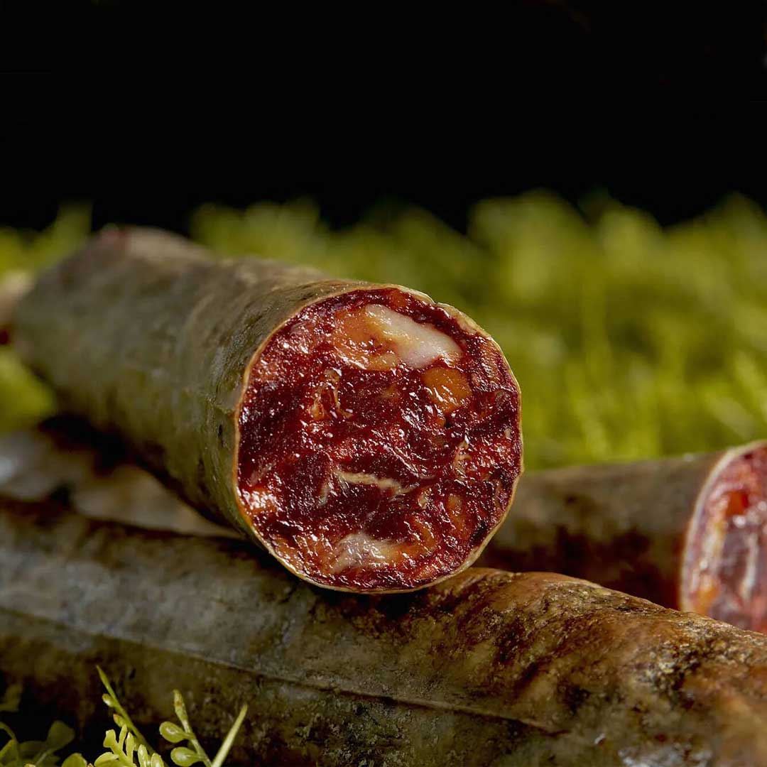 chorizo cular iberico de bellota